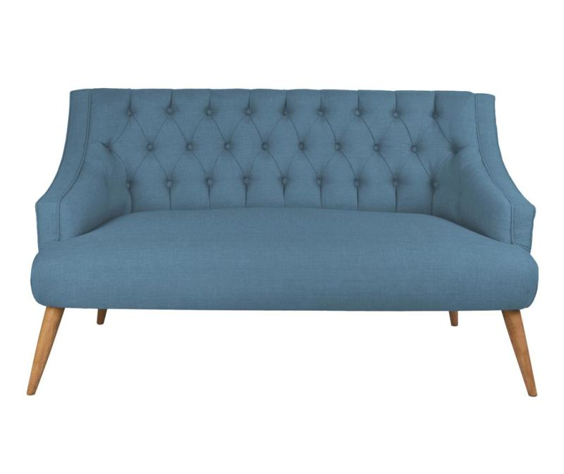 Penelope Night Blue Kétszemélyes kanapé