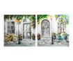Комплект 2 картини Corrine 80x80 см