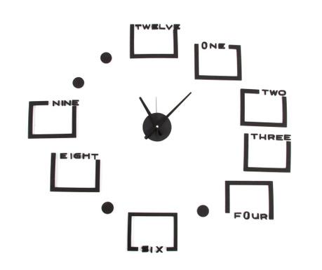 Стенен часовник с 8 снимки Puzzle