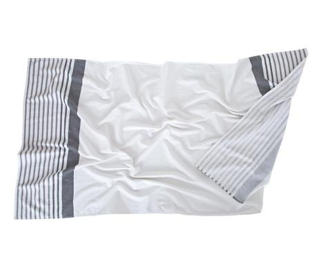 Кърпа за баня Sense Scarlet Black 90x170 см