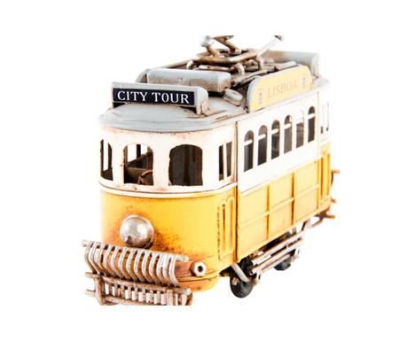 Dekorácia Tram Yellow