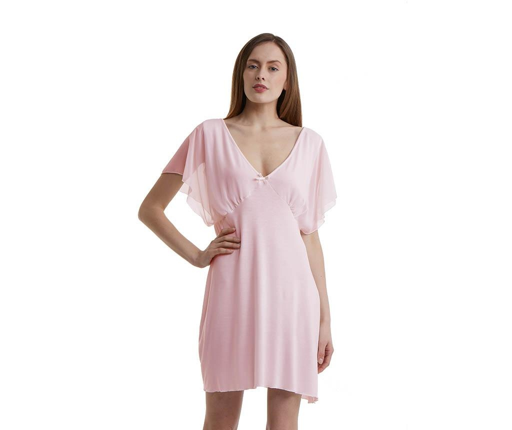 Camasa de noapte dama Dara Pink M