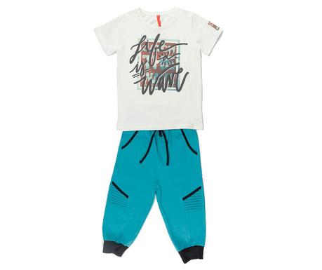 Catch the Wave Gyerek póló és nadrág 10 év