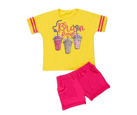 Breezer Gyerkek póló és nadrág