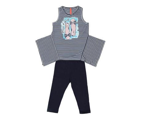 Pink Flats Gyerek tunika és leggings