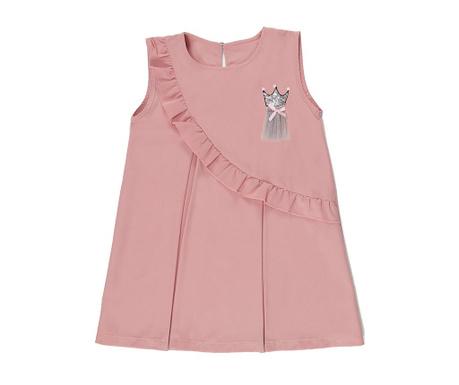 Otroška obleka Crown 7 let
