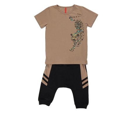 Leopard Gyerek póló és nadrág