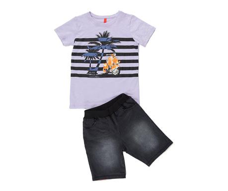 Palm and Moto Gyerkek póló és nadrág