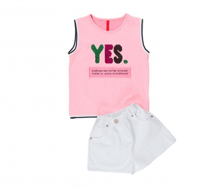 Sada detské tielko a nohavice Yes
