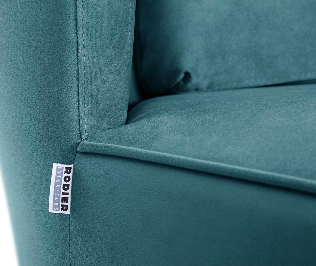 Fotoliu Organza Turquoise