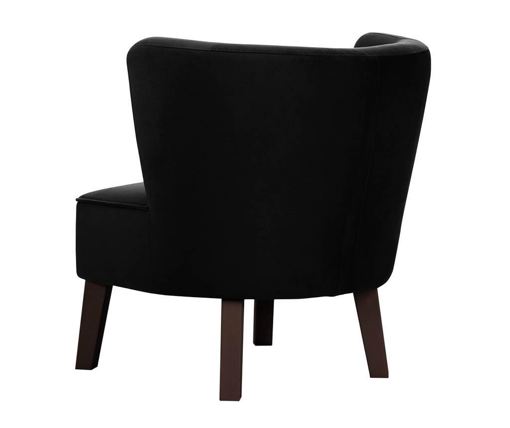 Fotelj Organza Black