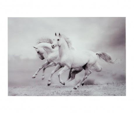 Horse Festmény 100x150 cm