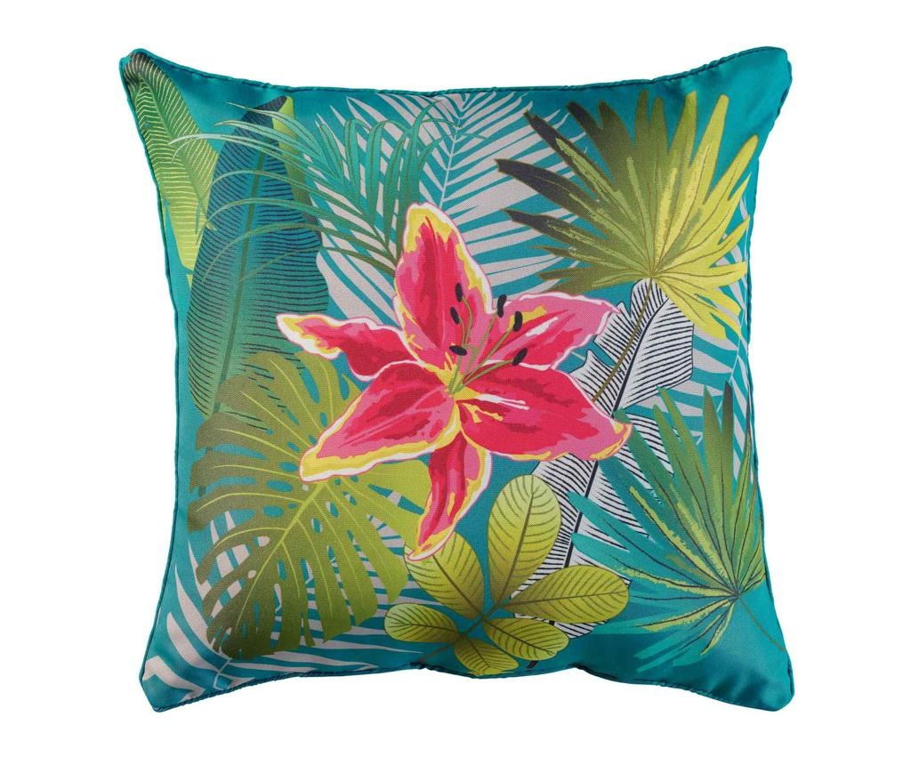 Perna decorativa Tropical Flower 40x40 cm