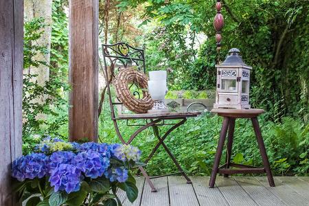 Ρομαντικός κήπος