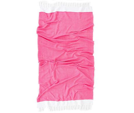 Кърпа за баня Pestemal Dila Pink 90x170 см
