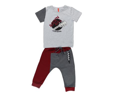 Rock'n Roll   Baggy Gyerek póló és nadrág