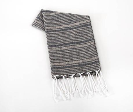 Kopalniška brisača Tilsim Beige 45x90 cm