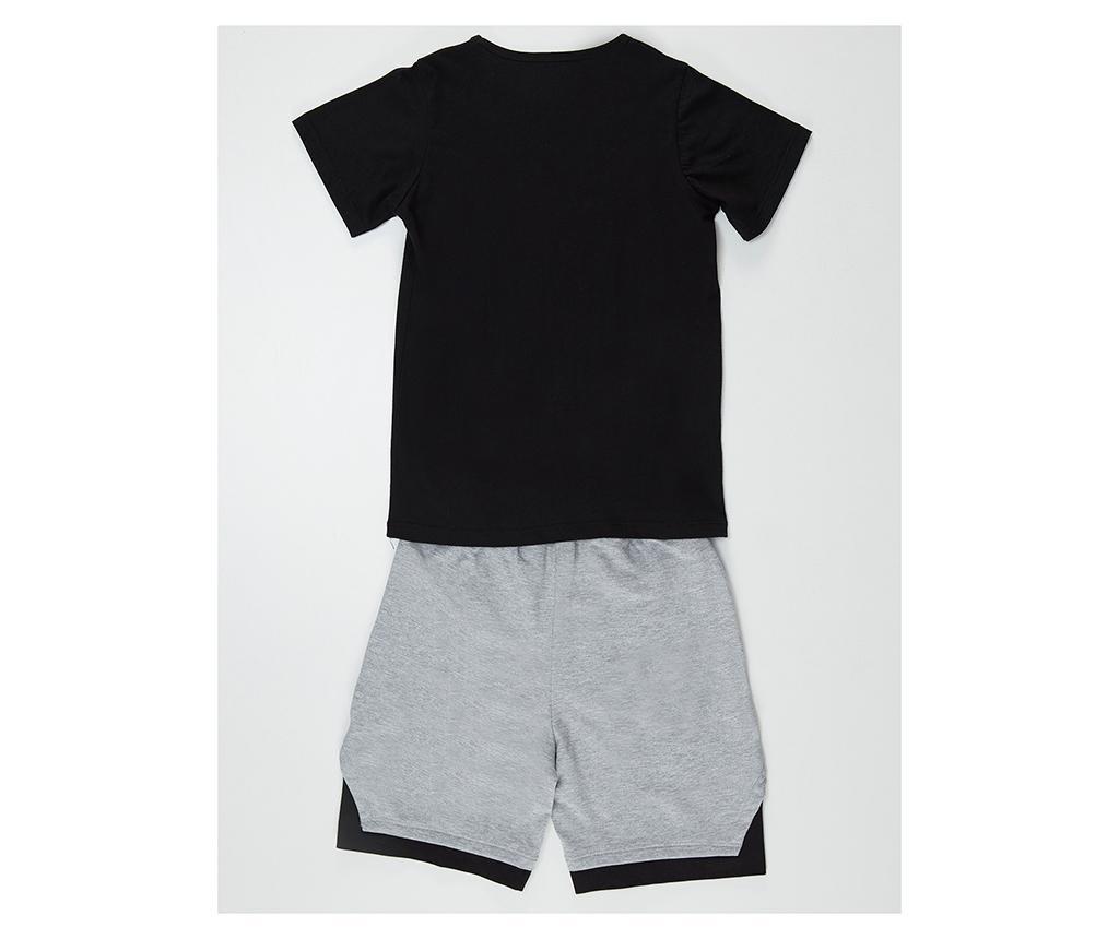 Otroški komplet - majica s kratkimi rokavi in hlače Saving Mode 5 let