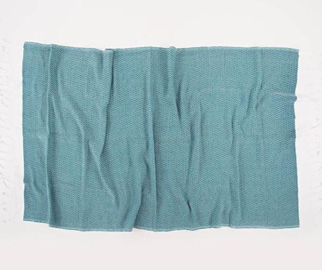 Uterák Pestemal Selis Turquoise 90x170 cm