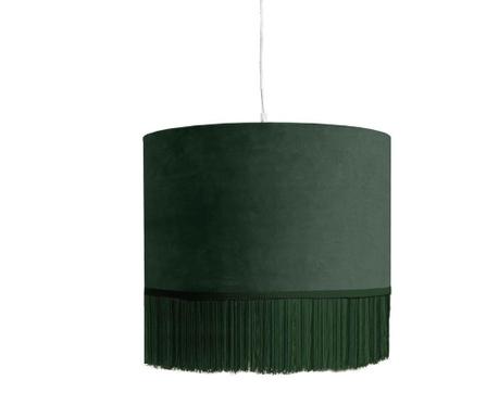 Závěsná lampa Terciopelo Green