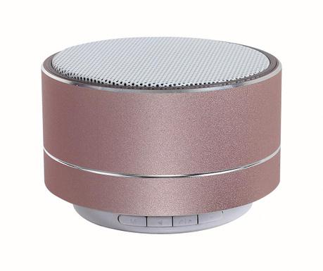 Přenosný reproduktor s Bluetooth Livoo Pink
