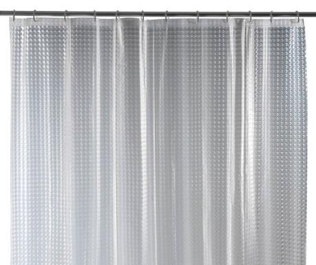 Κουρτίνα ντους Disco 3D 180x200 cm