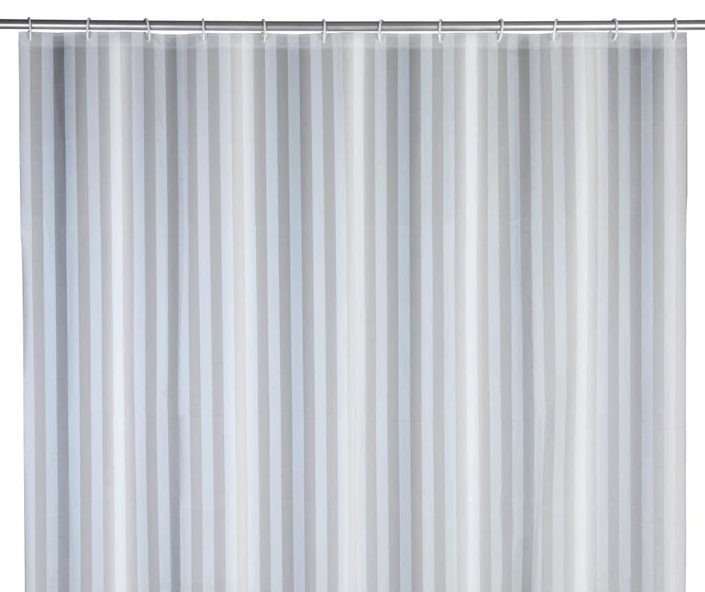 Завеса за баня Frozen Stripes 180x200 см