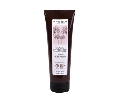 Šampon 2 v 1 Phytorelax Coconut 250 ml