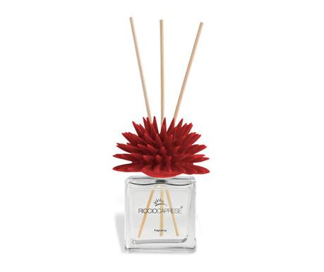 Pokojový parfémový difuzér a tyčinky Riccio Red Azzura