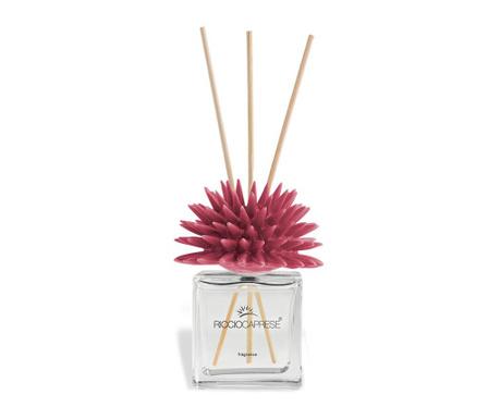 Pokojový parfémový difuzér a tyčinky Riccio Ciclam Terra di Capri 100 ml
