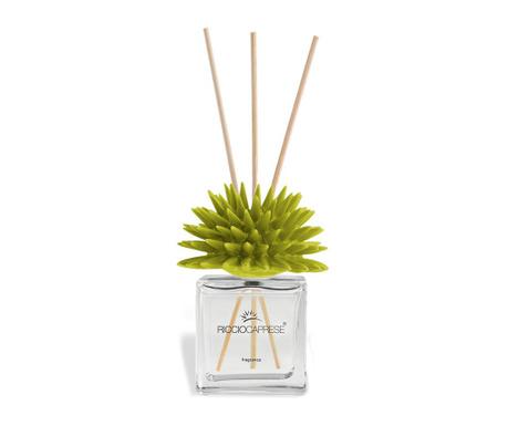 Pokojový parfémový difuzér a tyčinky Riccio Green Femminielo 100 ml