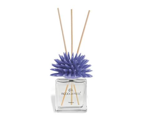 Pokojový parfémový difuzér a tyčinky Riccio Lila Azzura 200 ml