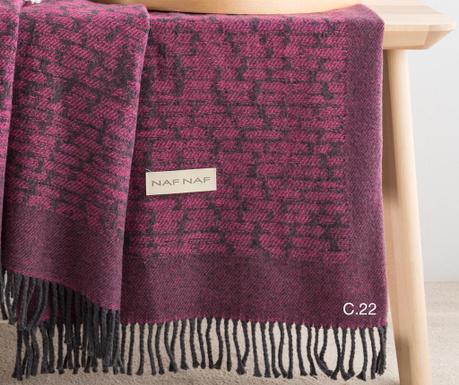 Одеяло Tylou Fuchsia 130x170 см