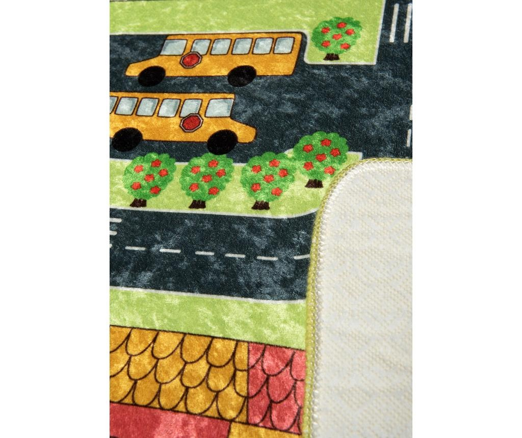 Covor School Ride 140x190 cm
