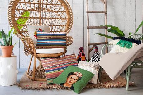 Prostředí Madre Selva a Frida Kahlo