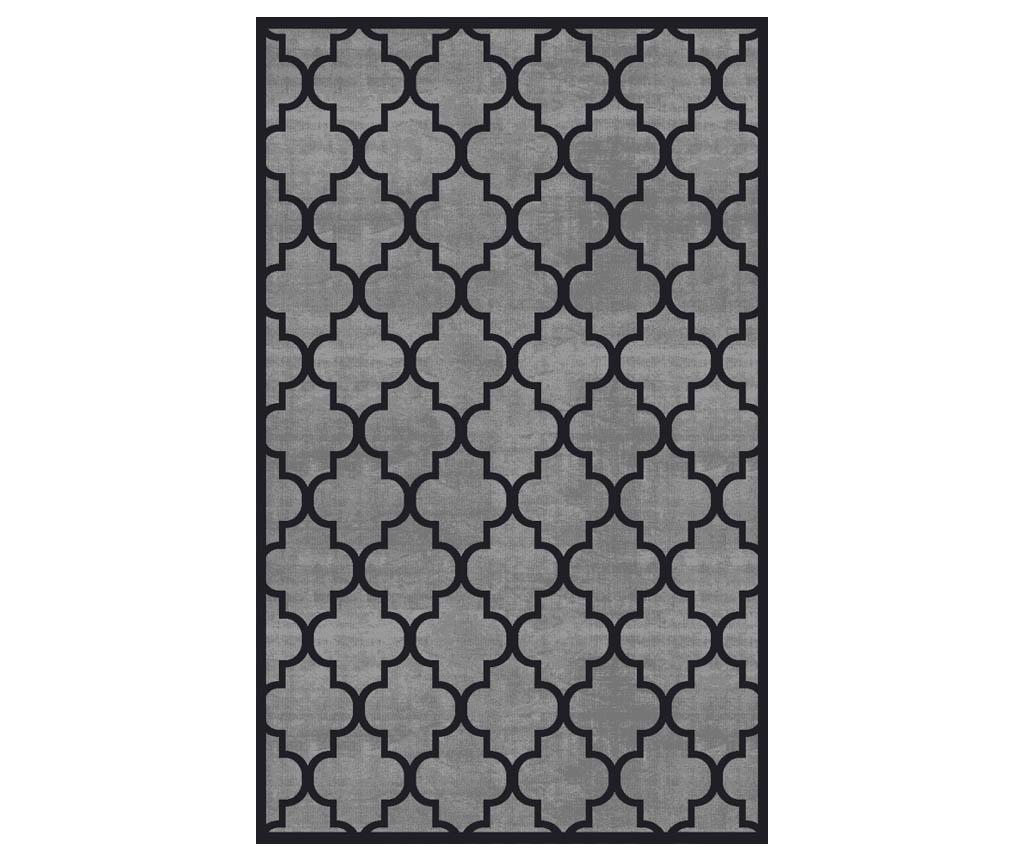 Class Grey Black Szőnyeg 80x300 cm