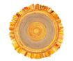 Covor Frenzy Circle Gold 150 cm