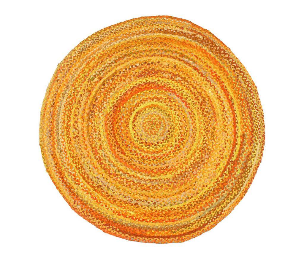 Circle Cluster Gold Szőnyeg 150 cm