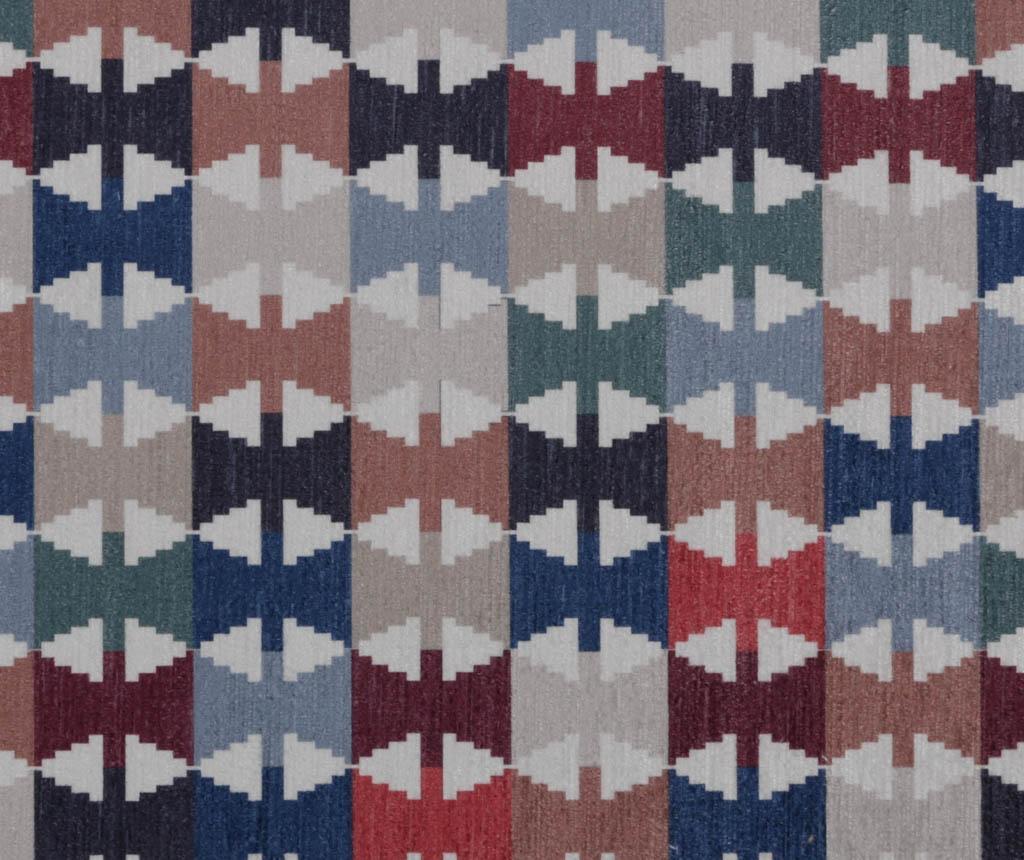 Tepih Blurry Multicolor 80x200 cm