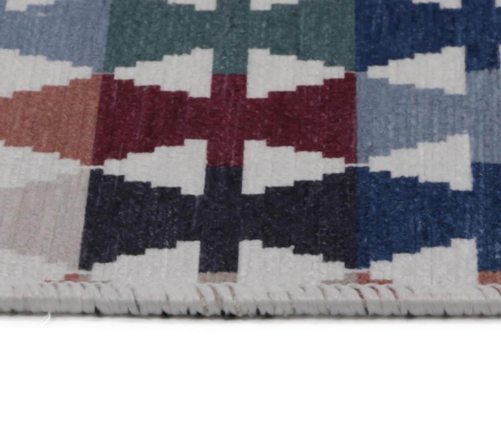 Tepih Blurry Multicolor 80x150 cm