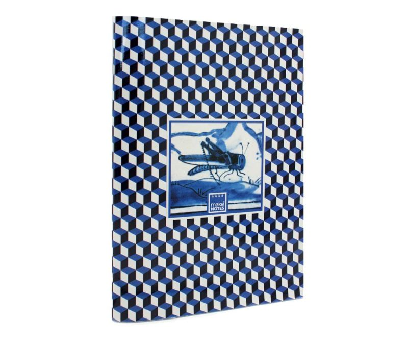Beležnica A5 Fauna Tiles