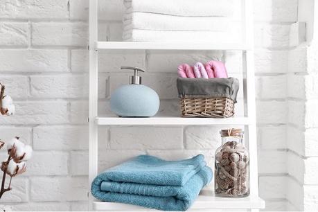 Nezbytné pro uspořádání koupelny