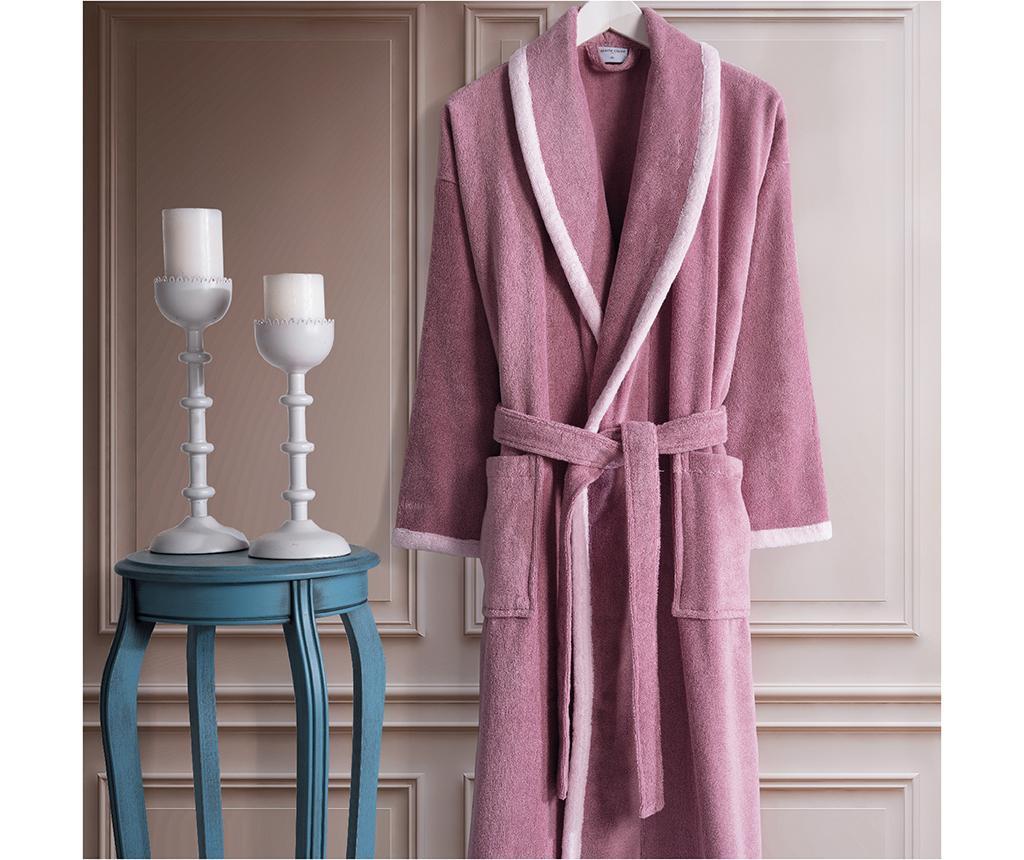 Ženski kupaonski ogrtač Eli Pink XL