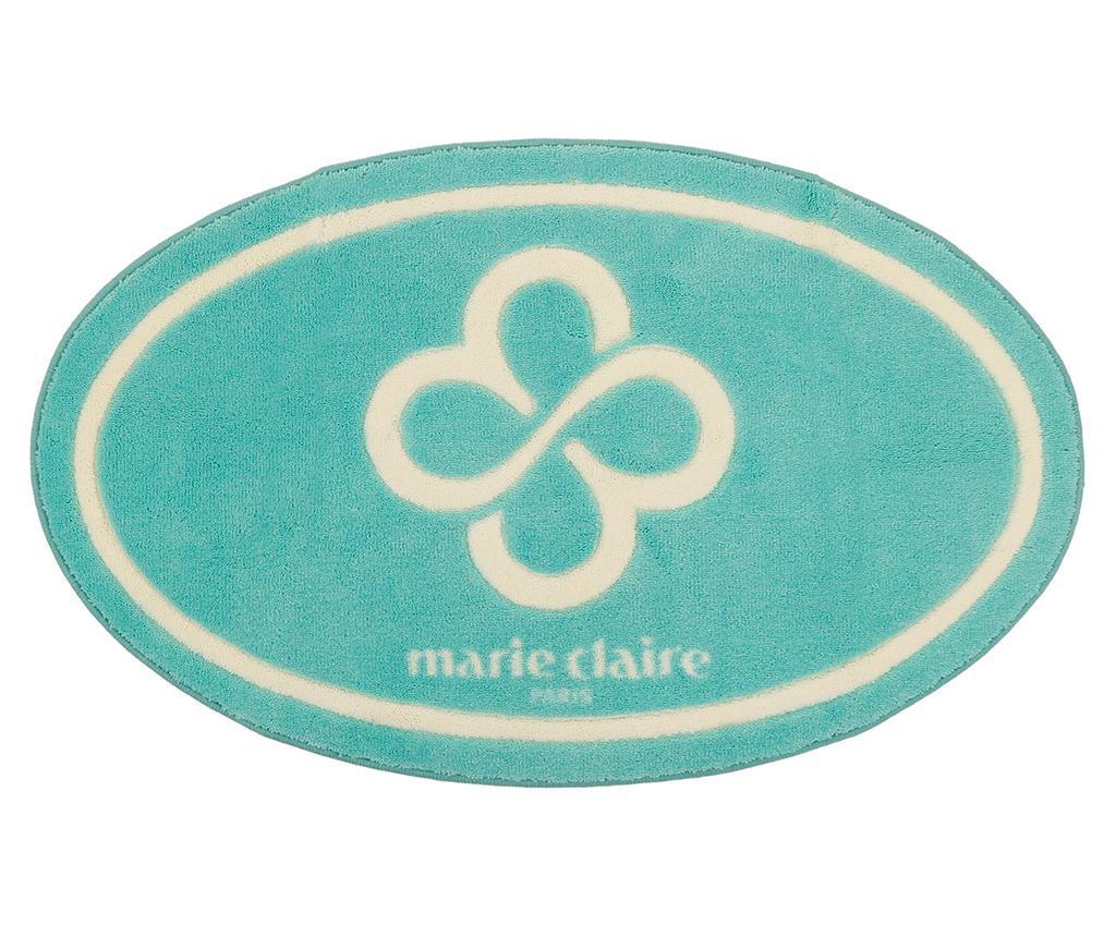 Marie Claire Reba Turquoise Fürdőszobai szőnyeg 66x107 cm