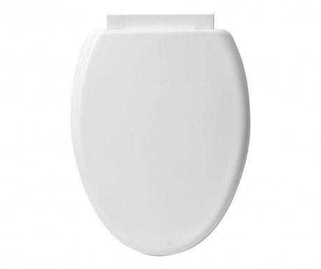Capac de toaleta Classic White