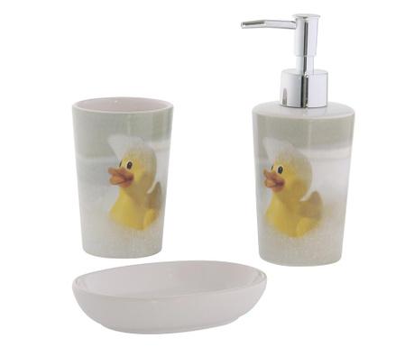 Set pentru baie 3 piese Ducky