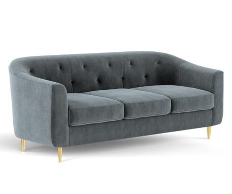 Canapea 3 locuri Corde Grey
