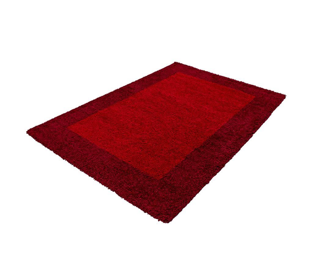 Life Vibe Red Szőnyeg 80x150 cm