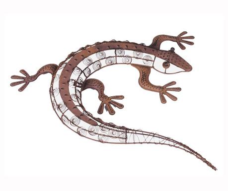 Zahradní dekorace Gecko