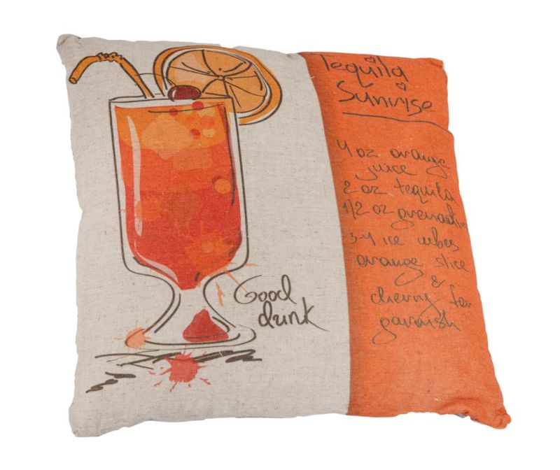 Perna decorativa Cool Drink 45x45 cm
